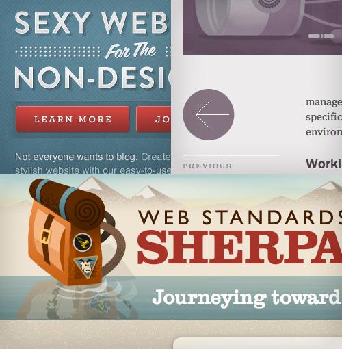 Симптомы эпидемии: течения веб дизайна