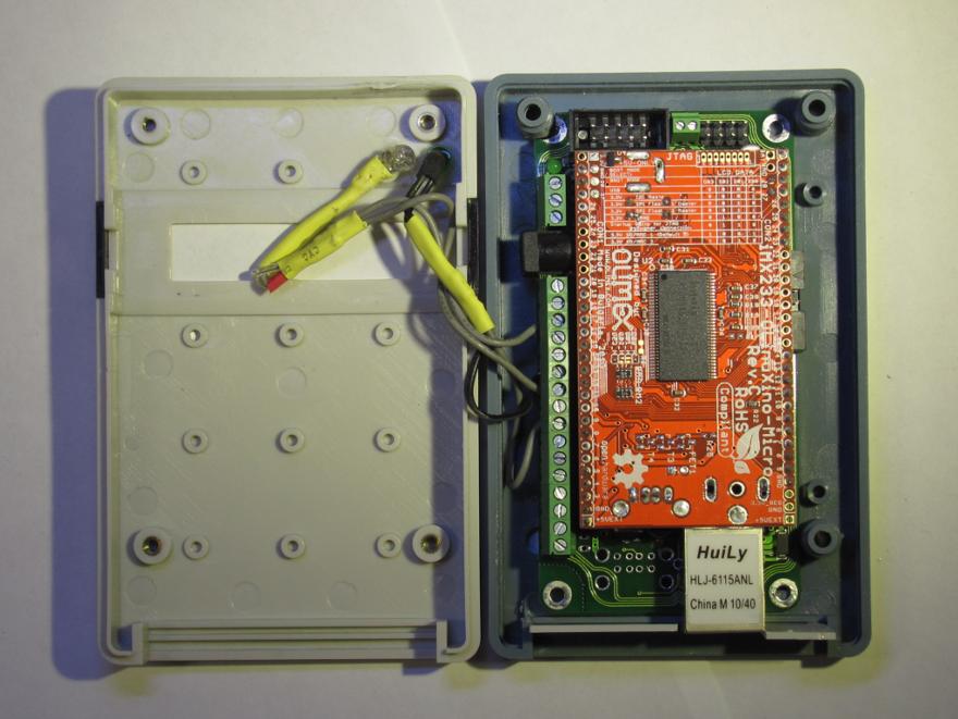 Система контроля доступа на Wiren Board