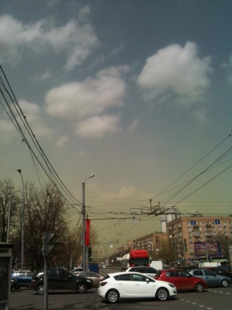 Система мониторинга качества московского воздуха