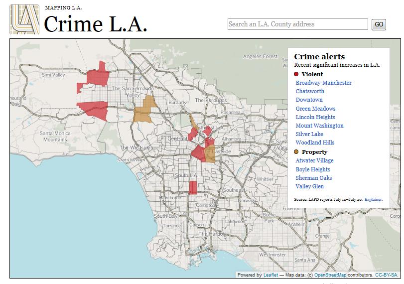 Системы предсказания преступлений