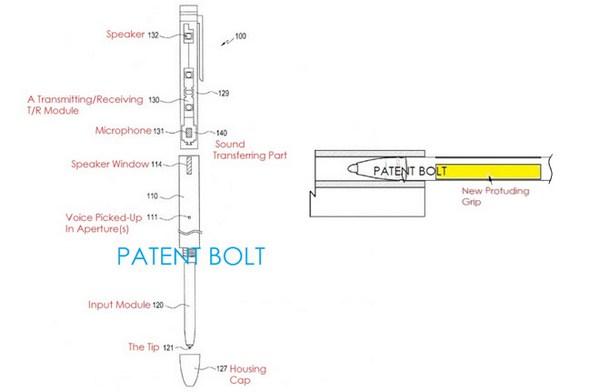 Новое перо S Pen заменит гарнитуру