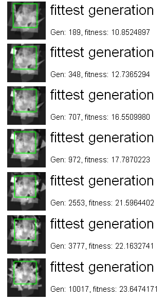 Случайная генерация лиц