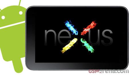 Отгрузки планшета Google Nexus уже начались