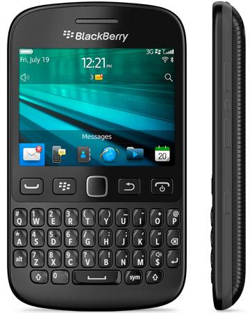 Смартфон BlackBerry 9720 уже можно приобрести в Великобритании по цене 180 фунтов стерлингов