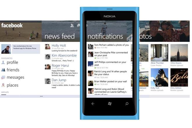 Смартфон Facebook будет на Windows Phone?