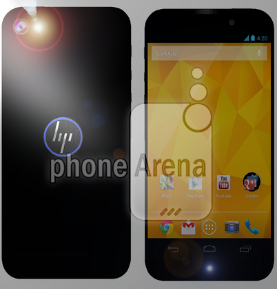 HP Brave Android