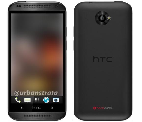 Смартфон HTC Zara будет продаваться под названием HTC Desire 601