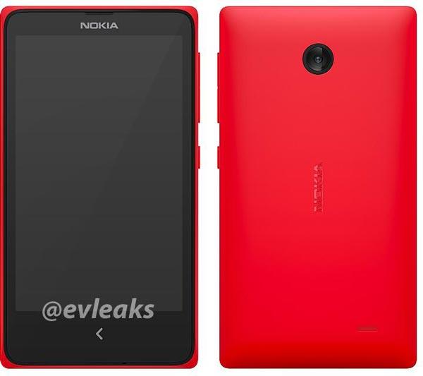 Nokia Normandy — попытка перенести дизайн семейства Lumia на аппараты Asha