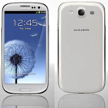 Смартфон Samsung GALAXY S III представлен официально