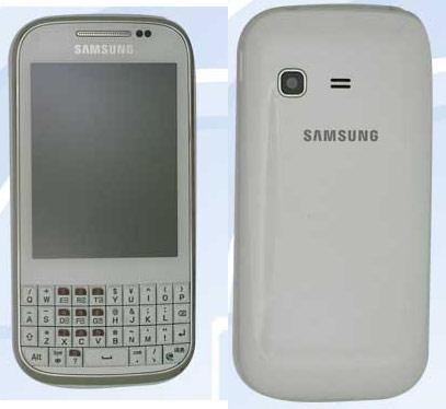 Дата выхода и цена Samsung GT-B5330 пока остаются в тайне