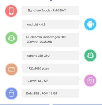 Vertu Signature Touch (RM-980V)