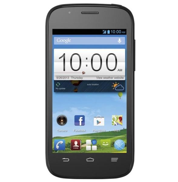 Смартфон ZTE Blade Q Mini стал доступен в Великобритании по цене 60 фунтов стерлингов