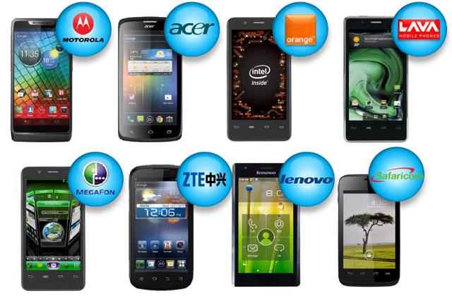 Смартфоны на Atom. Достижения и перспективы