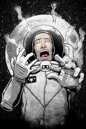 Смерть и разложение в космосе