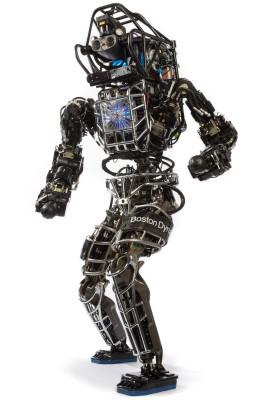 Солдаты и роботы