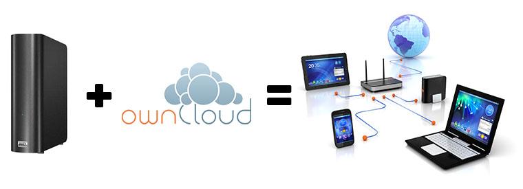 Создаем личное облако на 3 Тб