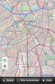 Создаем мобильное веб приложение мониторинга транспорта Санкт Петербурга минимальными усилиями