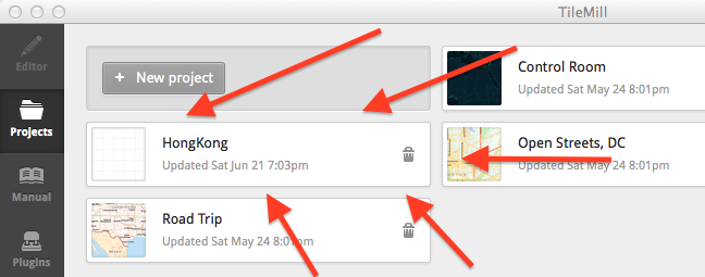Создание оффлайн карты для iOS приложения