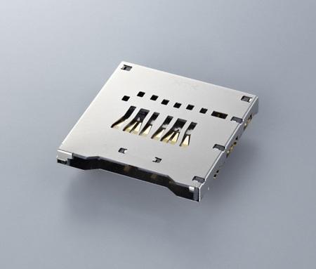 Ознакомительные образцы разъемов для карт памяти SD UHS-II будут доступны, начиная с октября