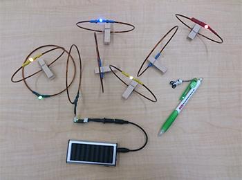 «Резонанс постоянного тока», используемый в разработке Murata, позволяет уменьшить количество преобразований энергии