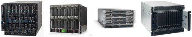 Сравнение блейд серверных платформ HP, IBM, Cisco и Hitachi, часть вторая: сетевая инфраструктура, управление, особенности серверов, сервис и доля рынка