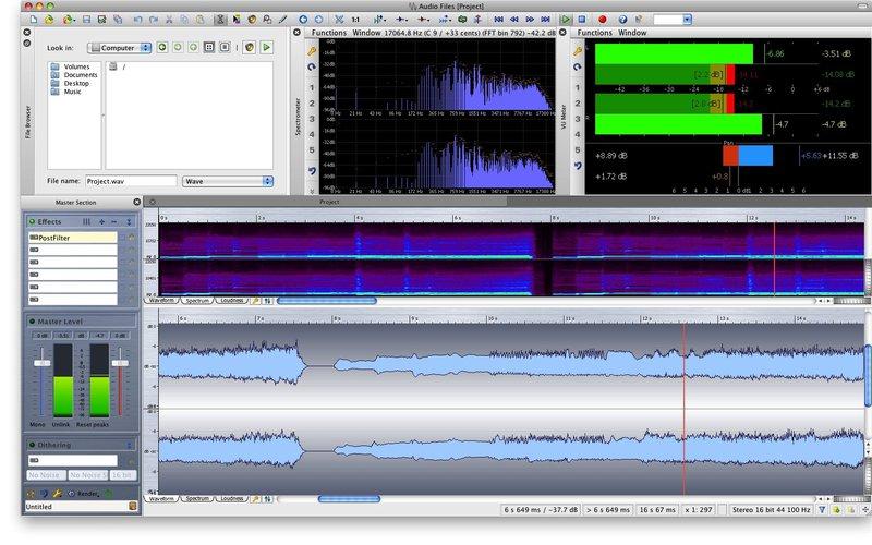 Сравнительный тест аудиоредакторов под Windows. Часть 1