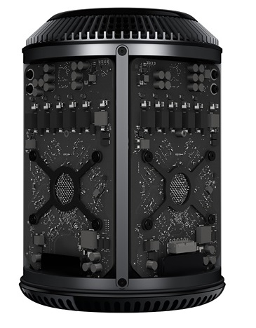 AMD FirePro: D300, D500 и D700 Apple Mac Pro