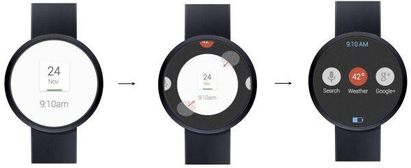 «Умные» часы Google и LG