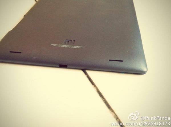 Стали известны технические характеристики планшета Xiaomi MiPad Tablet