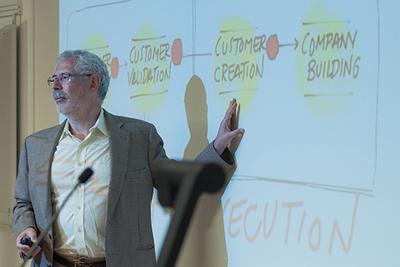 Стив Бланк: Почему большинство стартапов отстой