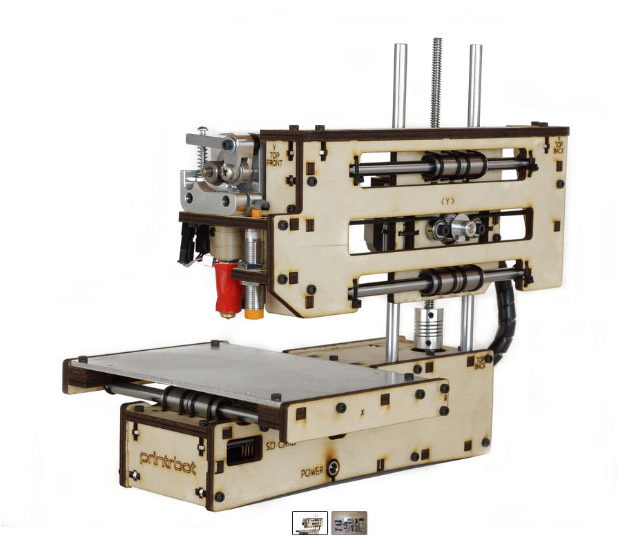 Сто 3D принтеров появилось в школах, как это было