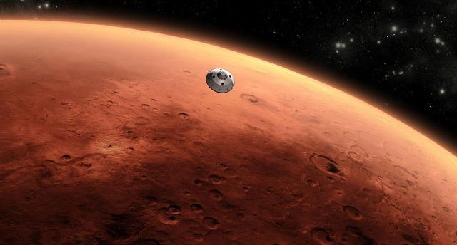 Студенты Массачусетского технологического собрались отправить капсулу времени на Марс в 2017