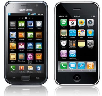 Суд Южной Кореи запретил продажу устройств Apple и Samsung