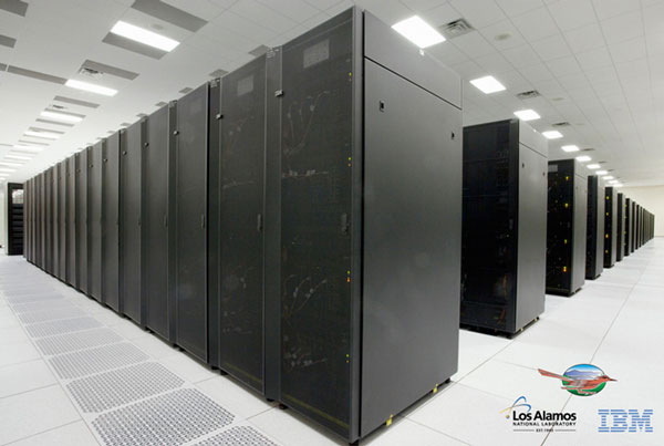 Система на процессорах Cell и AMD Opteron отслужила свое