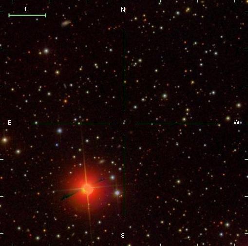 Сверхскоростная звезда раскроет секреты тёмной материи