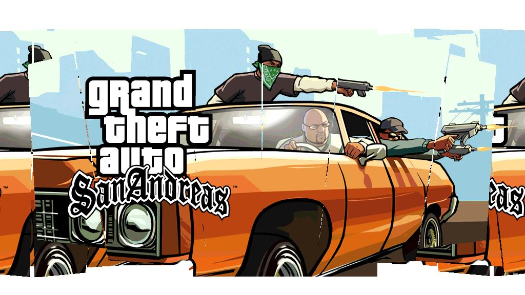 Своя GTA San Andreas на iOS