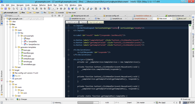 Темная цветовая схема для IntelliJ IDEA: решение проблемы с неокрашенным деревом проекта