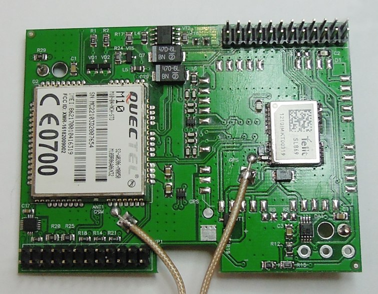 Telit SL869 (2012 год)