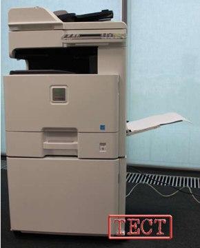 Тестируем Kyocera FS C8025MFP