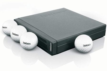 Толщина мини-ПК Lenovo ThinkCentre M92p не превышает 35 мм