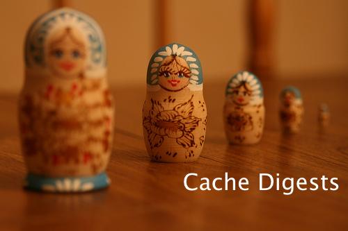 Тонкости Rails 4 — Cache Digests