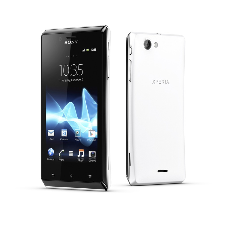 Три новых смартфона и планшет Sony Xperia