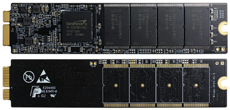 Твердотельные накопители RunCore Rocket Air SSD совместимы с ноутбуками Apple MacBook Air