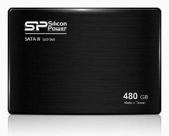Твердотельные накопители Silicon Power серии Slim толщиной 7 мм предназначены для ультрабуков