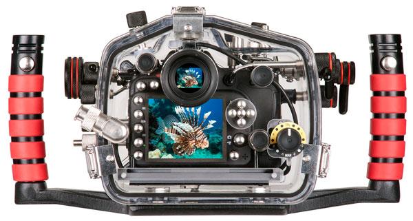 Подводный бокс Ikelite для камеры Nikon D7100 стоит $1500