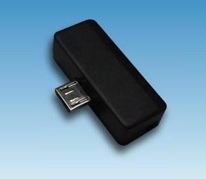 В конструкцию адаптера TJM35420MU входит микросхема приемопередатчика TransferJet
