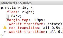 Удобное редактирование CSS (Chrome + Save CSS + autoIt)