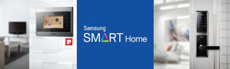 Умный дом от Samsung представлен на CES 2014