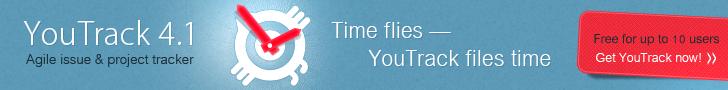 Управление временем в YouTrack 4.1