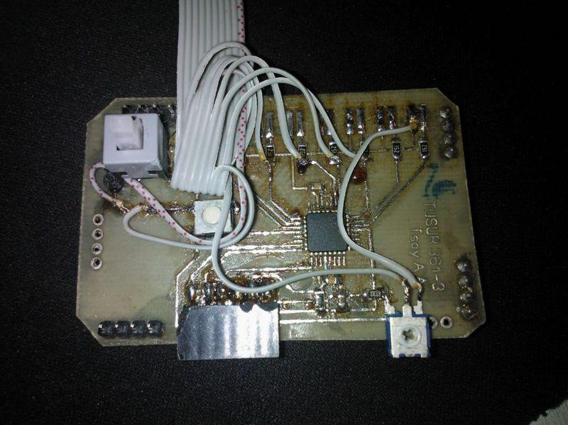 Управляем ЖК дисплеем HD44780 с помощью ассемблера